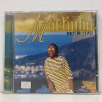 Promoção Cd Martinho Da Vila Martinho Definitivo Samba