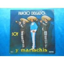 Lp Soy Pancho Delgado - Cartaz