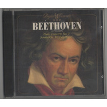 Beethoven, Piano Concerto Nº 3, Sonata Op 13, Pathétique, Cd