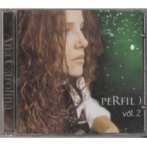 Cd Ana Carolina - Perfil Vol. 2 ( Sony 2010 )