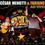 Cd Cesar Menotti E Fabiano - Ao Vivo Voz Do Coracao (novo)