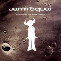 Jamiroquai Space Cowboy Cd Album