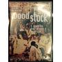 Dvd Wood Stock 3 Dias De Paz, Amor E Musica.
