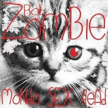 Rob Zombie Mondo Sex Head (cd Novo Lacrado E Import Usa)
