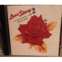 Love Story Vol. 2 ( Cd ) - Coletânea Slow Jam - Nostalgia