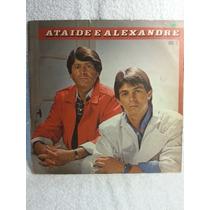Lp Sertanejo: Ataide E Alexandre Vol. 3 - Frete Grátis