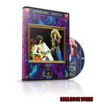 Dvd - Led Zeppelin Seattle Kingdome 77