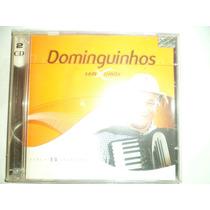 Cd Nacional Duplo - Dominguinhos - Sem Limite