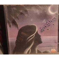 Love Story Vol. 1 ( Cd ) - Coletânea Slow Jam - Nostalgia