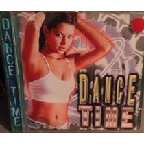 Dance Time ( Cd ) - Coletânea Original Funk - Flash Back