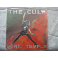 Lp Vinil The Cult - Sonic Temple 1989