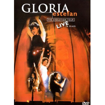 Dvd Gloria Estefan The Evolution Tour Live In Miami Lacrado