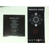 Merciful Nuns Gathering Cd+adesivo Goth The Sisters Of Mercy
