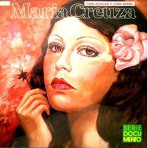 Cd / Maria Creuza (1989) Com Açúcar, Com Afeto