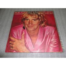 Lp Vinil Rod Stewart - Greatest Hits - 10 Sucessos!