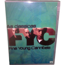 Dvd Fine Young Cannibals Raridade! = Great Hits Fyc Lacrado!
