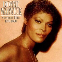 Cd Dionne Warwick - Greatest Hits 79-90 (93664)