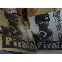 Lps - Lote C/ 02 Pirata - Bullet 1 E 2 - Zerados Raros