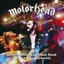 Motorhead Better Than Dead Live Ham Importado Cd + Dvd Novo
