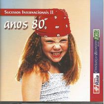 Cd Original Sucessos Internacionais Ii Anos 80