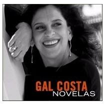 Gal Costa * Novelas * Cd Original * Frete Grátis Brasil