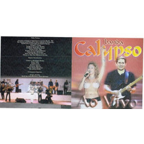 Cd Banda Calypso Ao Vivo (46137)