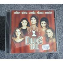 Vh1 Divas Live Cd Coletanea Cantora Pop Soul