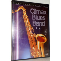 Dvd Climax Blues Band - Live - Legends Of Rock
