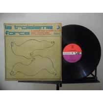 Modern Jazz Quartet Third Stream Music Vinil Orig Jazz Vr7