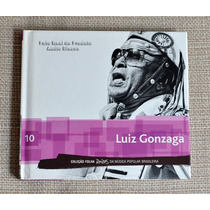 Cd Original - Luiz Gonzaga - Coleção Folha - Livro E Cd