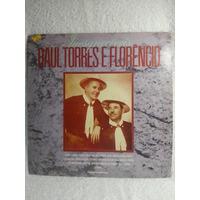 Lp Sertanejo: Raul Torres E Florêncio - Inesquecíveis