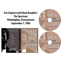 Dvd Eric Clapton (with Mark Knopfler) - The Spectrum 1988