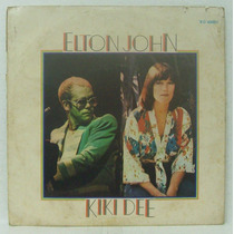 Compacto Vinil Elton John - Kiki Dee - Don