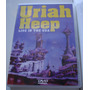Uriah Heep Live In The Usa Dvd