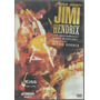 Dvd - Jimi Hendrix- Live Performances & Rare Interviews- Lac