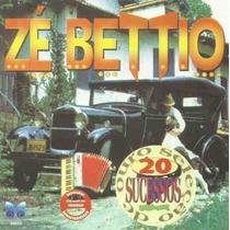 Cd # Zé Bettio - Seleção De Ouro ( Raro )