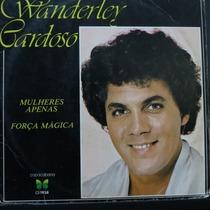Wanderley Cardoso - Força Mágica - Mul Compacto Vinil Raro