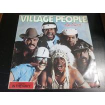 Lp Village People, Go West - In The Navy, Disco Vinil, 1979
