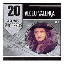 Cd Alceu Valenca - 20 Super Sucessos Volume 2 (novo-aberto )