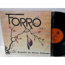 Lp Zé Ranulfo De Serra Talhada Forró Vol. 1