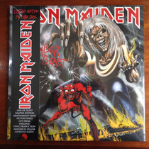 Iron Maiden The Number Of The Beast Lp Vinil (picture Disc)