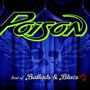 Poison Best Of Ballads & Blues Cd Novo Lacrad Import Usa