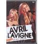 Avril Lavigne Live At Roxy Theatre Dvd Raro Novo Lacrado Ori