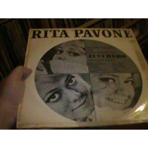 Lp - Rita Pavone - Viagio A Ritalland - Mono 1966 Raro