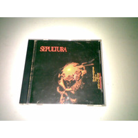 Cd Sepultura Beneath The Remains 1988