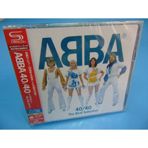Abba - 40 / 40 The Best Selection - Cd Duplo Shm Cd - Japan