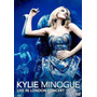 Funk Black Dance Pop Dvd Kylie Minogue Live In London Raro
