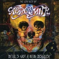Cd Aerosmith - The Very Best Of / Devil