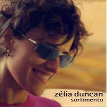 Cd Lacrado Zelia Duncan Sortimento 2001