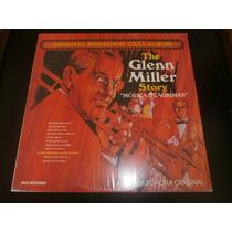 Lp The Glenn Miller Story - Música E Lágrimas, Disco Vinil